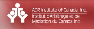ADR Institute logo
